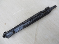 "Noveske Gen III 10.5"" Light Shorty Lo-Pro Switchblock Upper, 9.5"" Noveske Split Rail (Quad) and AAC 51T Blackout Flash Hider - 5.56mm"