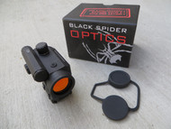 Black Spider Optics M0129 3-MOA Red Dot Sight
