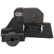 LMT Tactical Adjustable Rear Sight