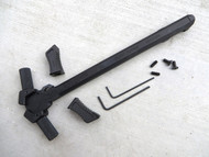 Rainier Arms Avalanche Ambi Charging Handle 5.56 Black - Knurled & Tac Latch Combo