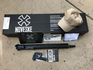 "Noveske 14.5"" Gen 3 Afghan Upper, NSR-13.5, Saker Trifecta Flash hider (Pinned/Welded - NON-NFA) - 5.56mm"