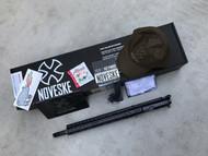 "Noveske 14.5"" Gen III Afghan 6.8 Upper, NSR-13.5, Super BADASS Charging Handle, Lantac Dragon 5/8-24 (Pinned/Welded - NON-NFA) - 6.8 SPC MOD 1 Noveske Match Chamber"
