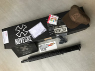 "Noveske 14.5"" Gen III Afghan 6.8 Upper, NSR-13.5, Super BADASS Charging Handle, Surefire SOCOM Brake (Pinned/Welded - NON-NFA) - 6.8 SPC MOD 1 Noveske Match Chamber"