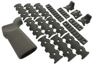 Centurion Arms CMR Accessory Pack B With UCWRG Grip 23 (OD Green)