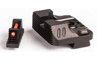 ZEV Combat V2 Sight Set For Glocks, .215 FO