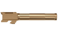 Lantac Glock 9INE G17 Fluted Upgrade Barrel - Bronze