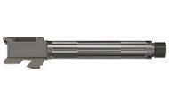 Lantac Glock 9INE G17 Fluted/Threaded Upgrade Barrel - Stainless
