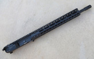 "Noveske 16"" Recon Upper w/ 13.5"" NSR Rail, Barrel Fluting (5-Flutes), Black KG Barrel Coating, Battlecomp 2.0 - 5.56mm"