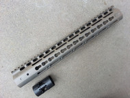 Noveske NSR-13.5 Handguard - FDE Cerakote