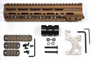 "Geissele MK1 10"" SMR (Super Modular Rail) - Sand"