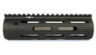 "VTAC Alpha Rail - 7.2"" Black"