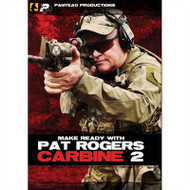 Make Ready With Pat Rogers - Carbine 2 DVD