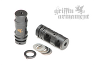 Griffin Armament M4SD-II Muzzle Brake - 5.56mm