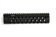 "Troy BattleRail Alpha 9"" - Black"