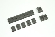 Noveske NSR Polymer Panel Set (Black)