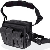 Maxpedition Active Shooter Bag w/ Magazine Front (Black)