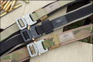 VTAC VARR Belt (Black/Khaki, X-Large)