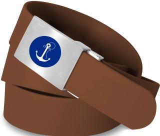 Anchor Logo-Mocha Solid