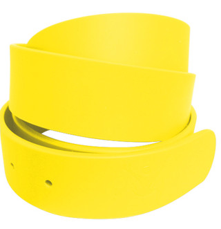 Strap Only Yellow Solid