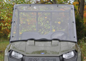 SuperATV Polaris Ranger 400/500/570/800 Mid Size Windshield