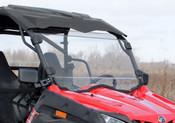 SuperATV '14+ CF Moto ZForce 800 EX Full Windshield
