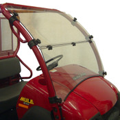 Kolpin Kawasaki Mule 600/610 Hinged Windshield