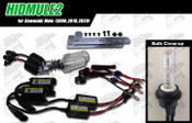 Eagle Eye Kawasaki Mule 3000/3010 2004-2008 35W HID Conversion Kit