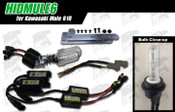 Eagle Eye Kawasaki Mule 610 2008-2015 35W HID Conversion Kit