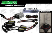 Eagle Eye Kawasaki Mule PRO FX/FXT 2016-2017 35W HID Conversion Kit