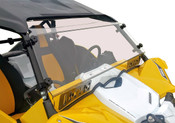 Spike Powersports Yamaha YXZ Full Vented Windshield