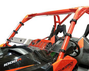 Spike Powersports Can Am Maverick Vented Windshield