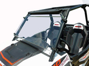 Spike Powersports Polaris RZR 900/XP1000 Windshield