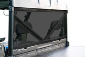 Spike Powersports Polaris Ranger Full Size XP570/XP900/XP1000 Tinted Rear Window