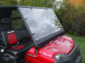 Extreme Metal Products Polaris Ranger Full Size Lexan Windshield