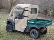 GCL Kawasaki Mule 600/610 Full Cab for Hard Windshield