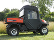 GCL Kubota RTV900 Full Cab for Hard Windshield