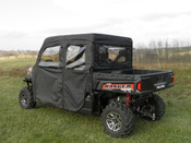GCL '13+ Polaris Ranger Full Size XP900 Crew Full Cab for Hard Windshield