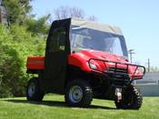 GCL Honda Big Red Full Cab w/ Vinyl Windshield