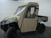 GCL Yamaha Rhino Full Cab w/ Vinyl Windshield