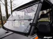 SuperATV  Flip-Down Windshield for Polaris