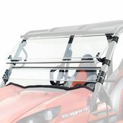 Kawasaki Teryx 2016+ Full Tilting Scratch Resistant Windshield