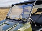 Polaris Ranger (Pro-Fit) Full Size Tilting Scratch Resistant Windshield