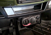 Ice Crusher Compact Cab Heater for Polaris Ranger 2013-2016 XP900
