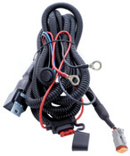 Sirius Professional LED Wiring Harness