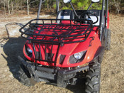 Seizmik Hood Rack for Yamaha Rhino