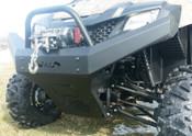 EMP '14+ Honda Pioneer 700 Front Bumper w/ Winch Mount