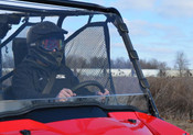 SuperATV '16+ Honda Pioneer 1000 Lexan Windshield