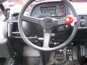 Sure Grip Hand Controls for Honda Big Red