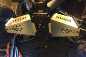 EMP Polaris '15-16 RZR 900 S/1000-S CV Boot Guards (Front and Rear)