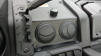 Ice Crusher Cab Heater For Can Am Defender
